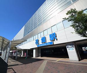 西鉄サニーヴィラ花畑駅前Ⅱ<br/>【久留米市】<分譲住宅>