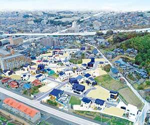 ガーデンシティ黒崎南<br/>【北九州】<分譲・注文住宅>